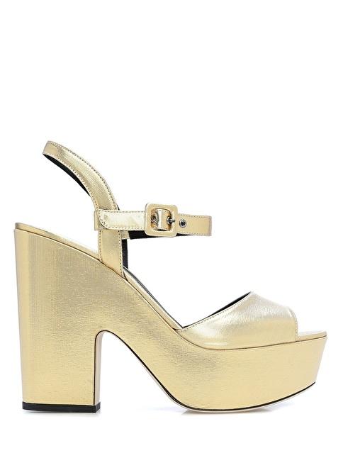 Le Silla Ayakkabı Altın